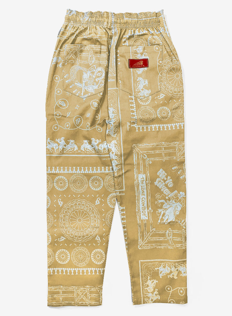 "Garage Pants ""Bandana Patchwork"""