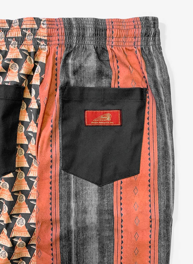 "Garage Pants ""Crazy Pattern"""