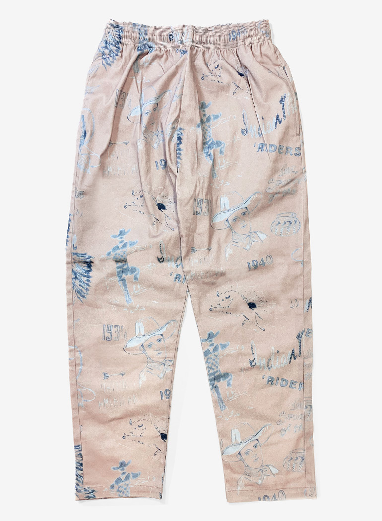"Garage Pants ""Hand Painting"""