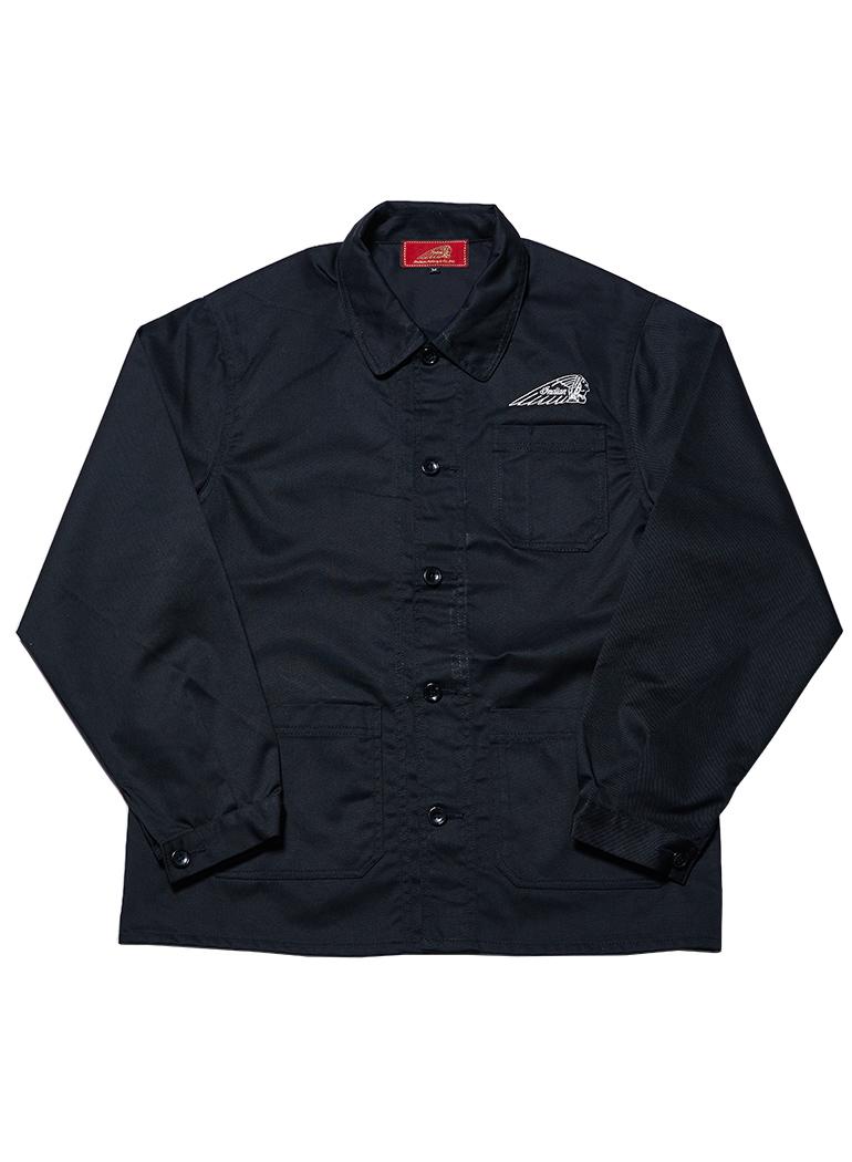 Indian Works カバーオールジャケット