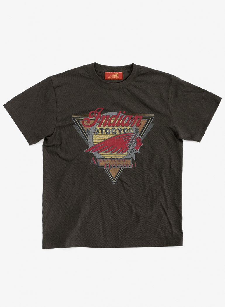 """【TC対象商品】 The Indian is Back Tee """"American Original"""""""