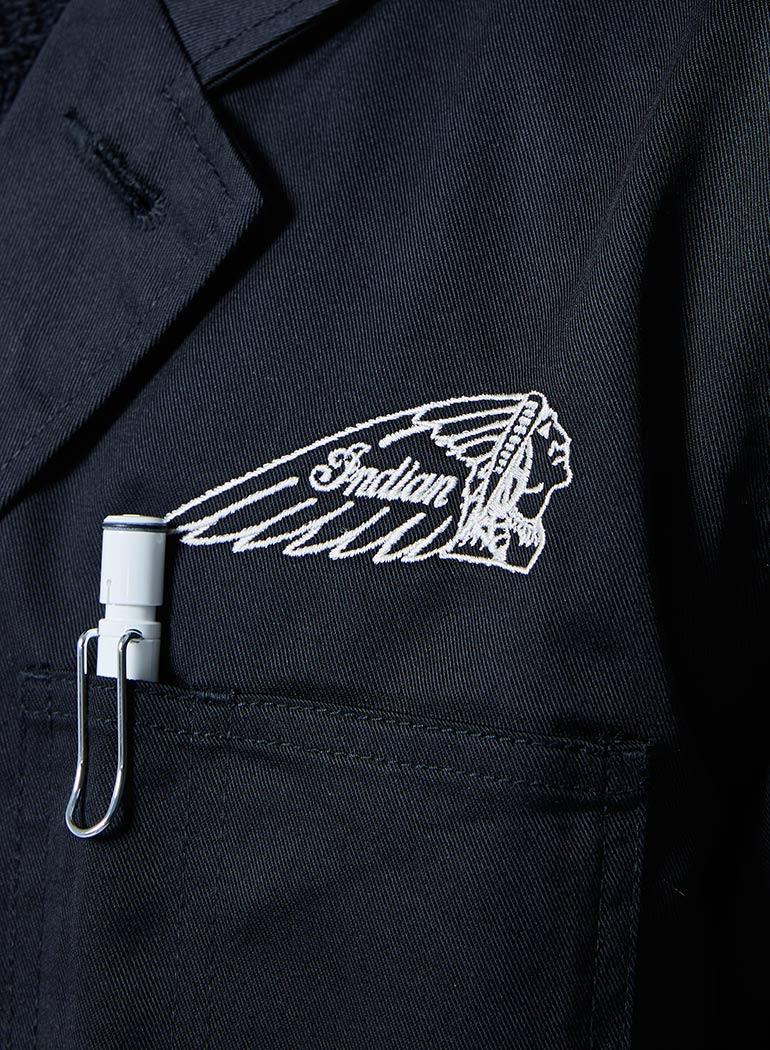 Indian Works ドライバーズジャケット