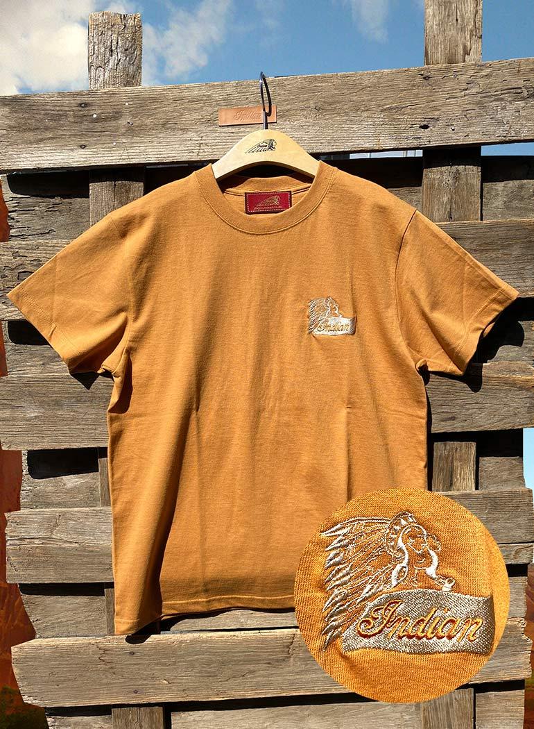"""インディアン 12 color Tシャツ """"インディアン"""""""