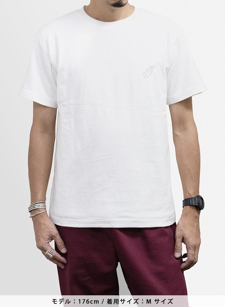 "【TC対象商品】 Indian Basic S/S T-shirt ""Initial Logo"""
