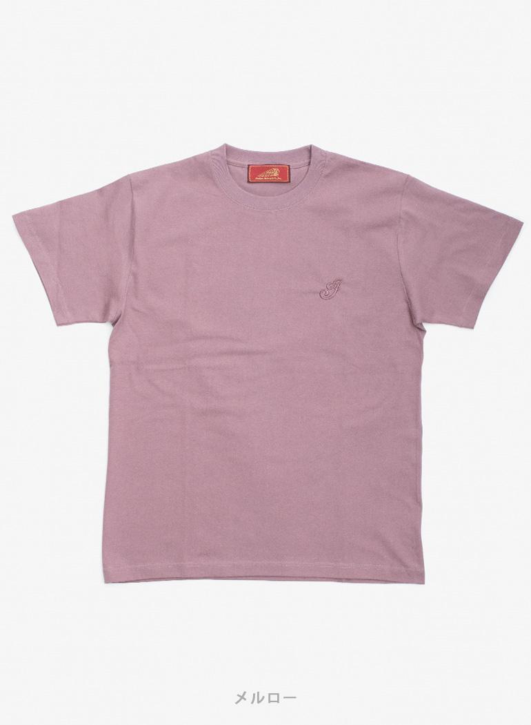 "Indian Basic S/S T-shirt ""Initial Logo"""