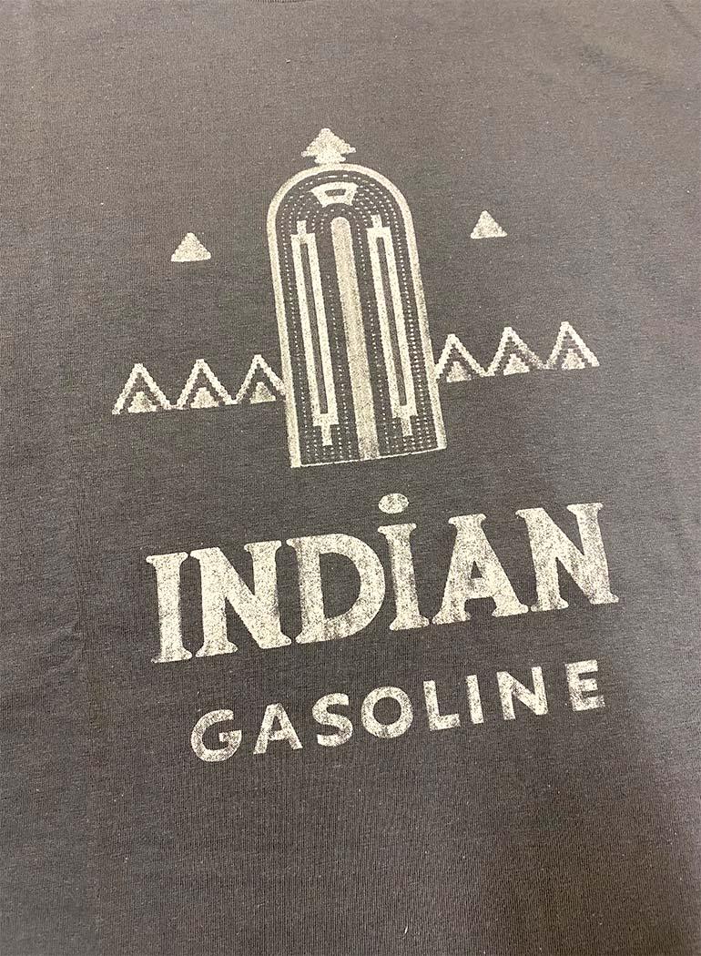 Indian 2020 Special oil缶 パッケージTシャツ Cタイプ