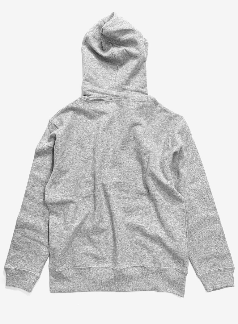 "Indian Basic Zip-up Hoodie ""Headmark Logo"""