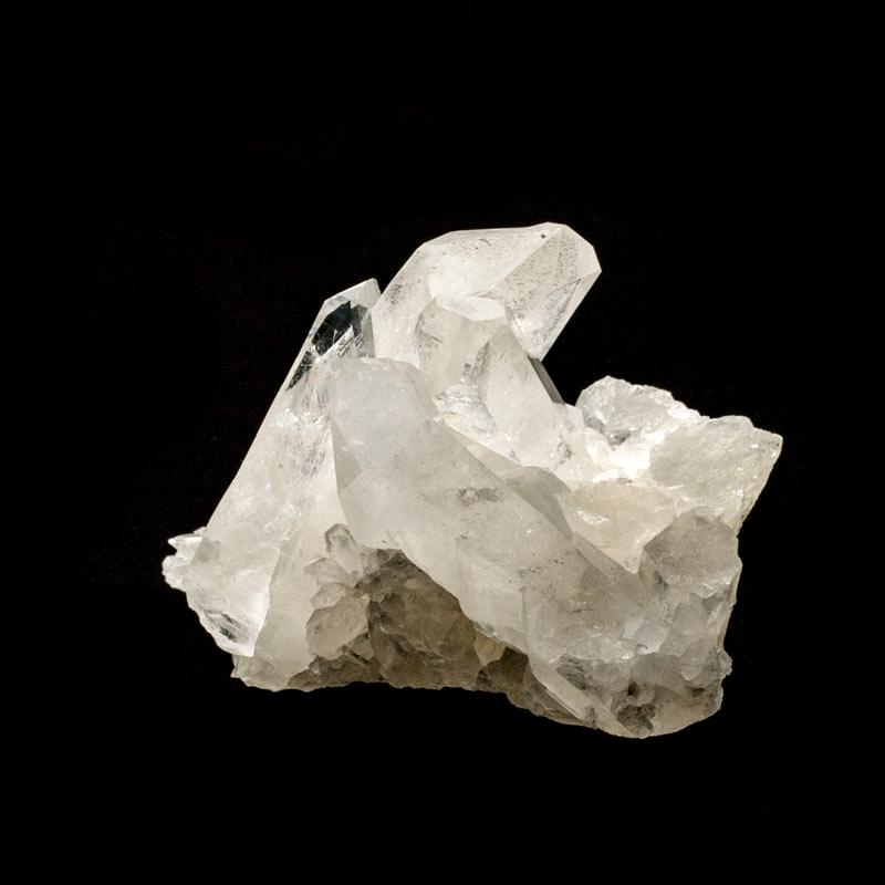 【カンチェンジュンガヒマラヤ産】水晶クラスター【KCJ0082】