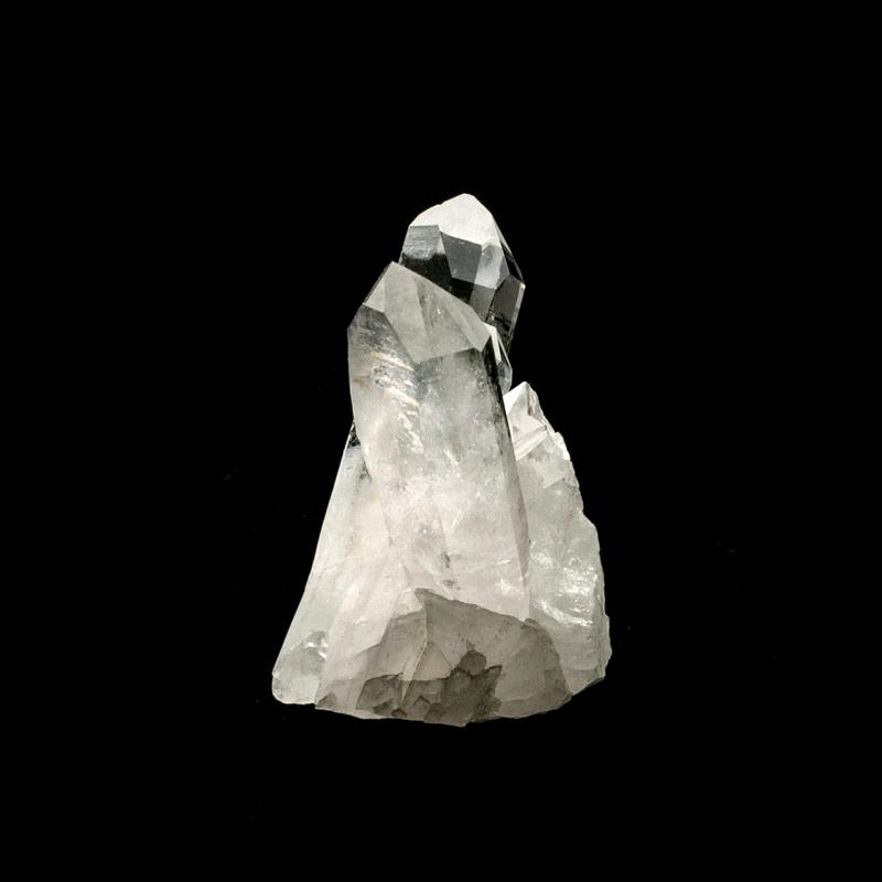 【カンチェンジュンガヒマラヤ産】水晶クラスター【KCJ0088】