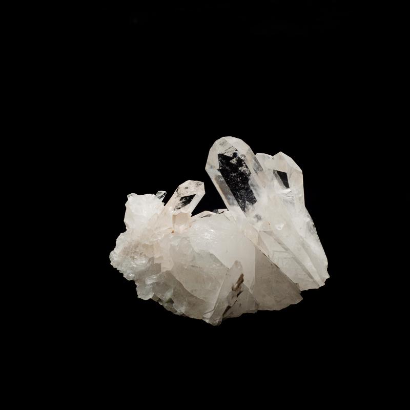 【カンチェンジュンガヒマラヤ産】水晶クラスター【KCJ0007】