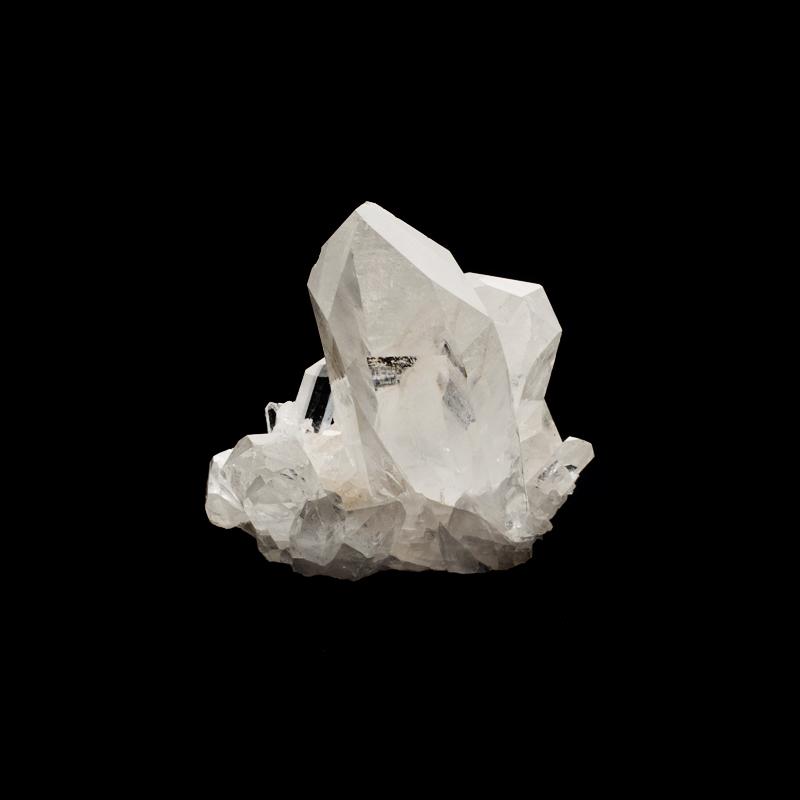【カンチェンジュンガヒマラヤ産】水晶クラスター【KCJ0010】