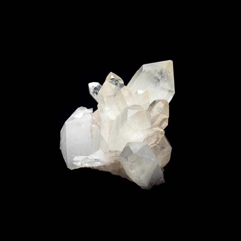【カンチェンジュンガヒマラヤ産】水晶クラスター【KCJ0028】