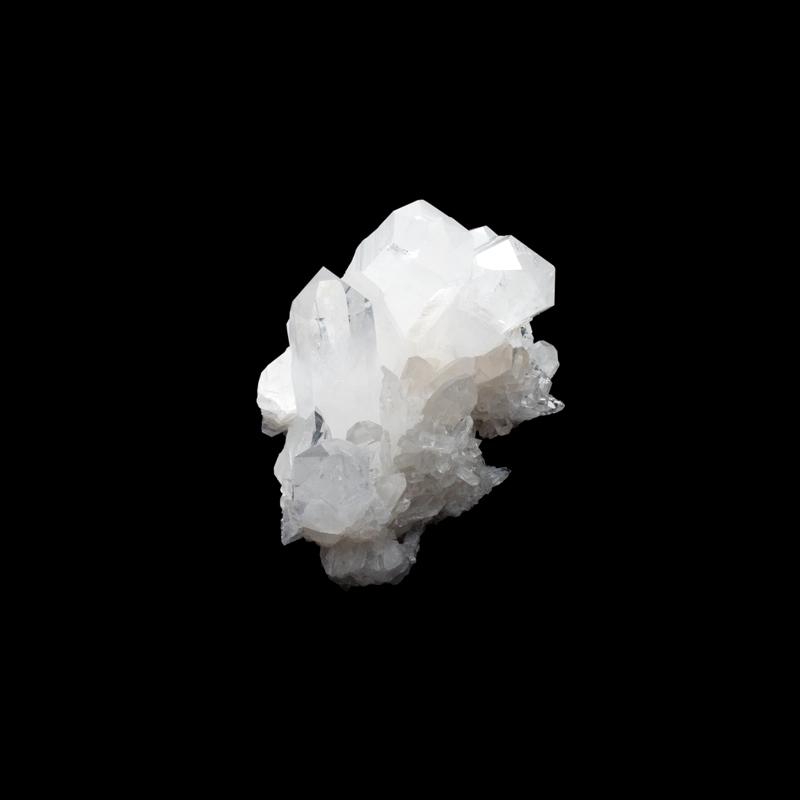 【カンチェンジュンガヒマラヤ産】水晶クラスター【KCJ0017】