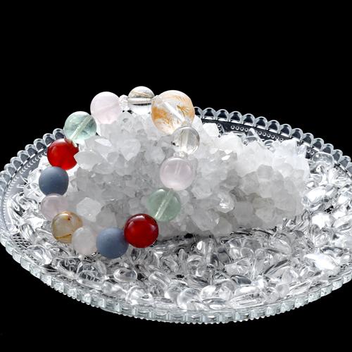 【マダガスカル産】華咲水晶クラスター【MGH0002】
