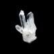 【カンチェンジュンガヒマラヤ産】水晶クラスター【KCJ0018】