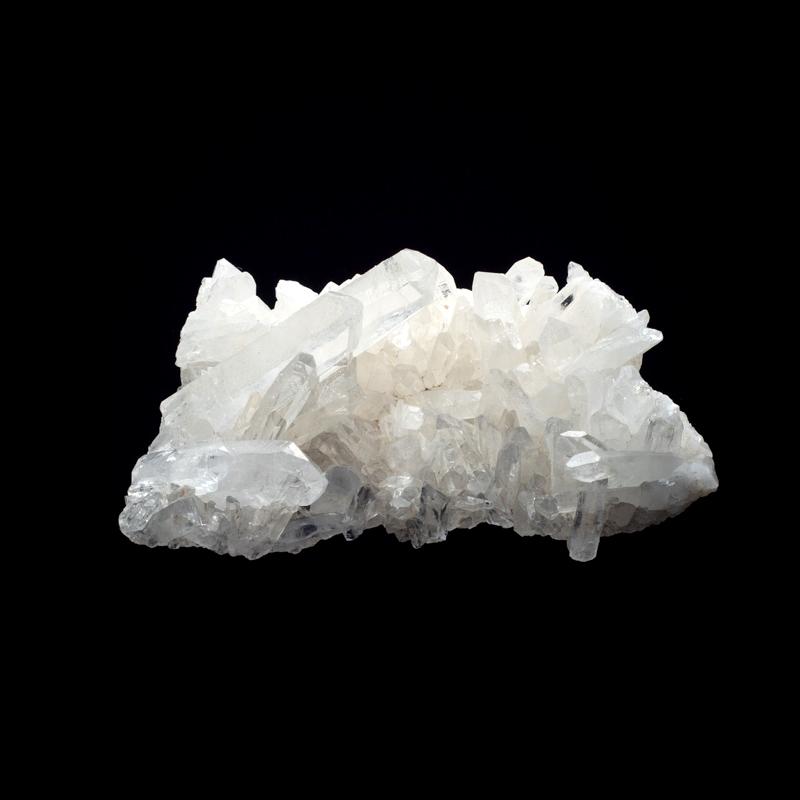 【カンチェンジュンガヒマラヤ産】水晶クラスター【KCJ0022】
