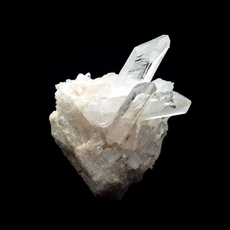 【カンチェンジュンガヒマラヤ産】水晶クラスター【KCJ0029】