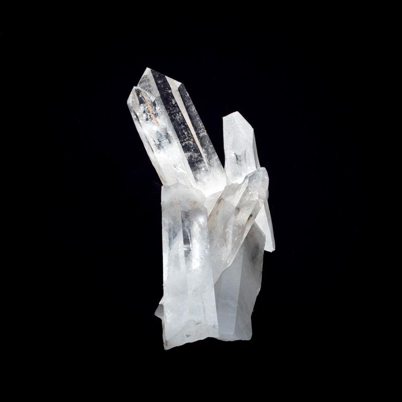 【カンチェンジュンガヒマラヤ産】水晶クラスター【KCJ0032】