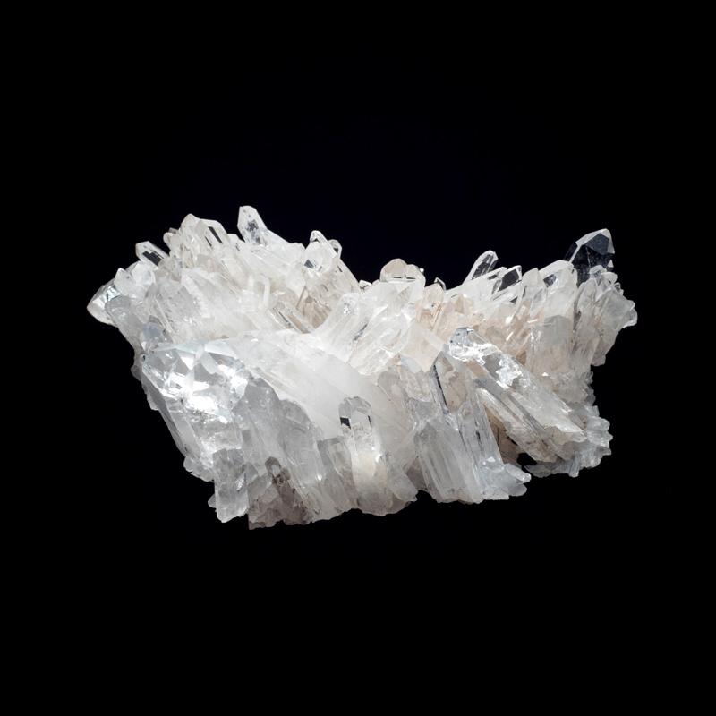 【カンチェンジュンガヒマラヤ産】水晶クラスター【KCJ0034】
