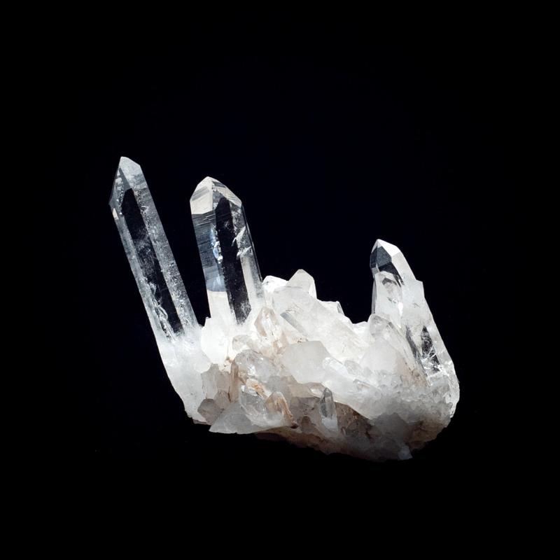【カンチェンジュンガヒマラヤ産】水晶クラスター【KCJ0036】
