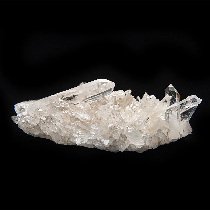【カンチェンジュンガヒマラヤ産】水晶クラスター【KCJ0049】