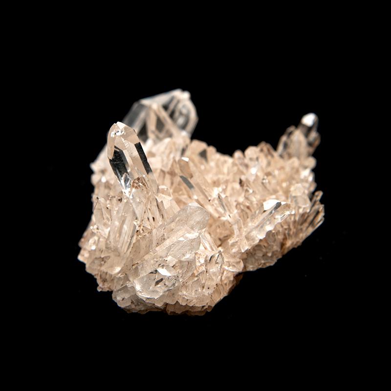 【カンチェンジュンガヒマラヤ産】水晶クラスター【KCJ0060】
