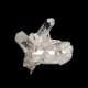 【カンチェンジュンガヒマラヤ産】水晶クラスター【KCJ0064】