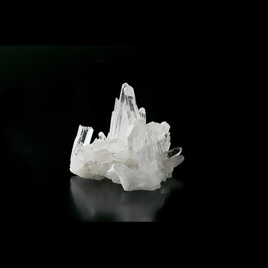 【中国・四川省産】水晶クラスター【SSN0007】