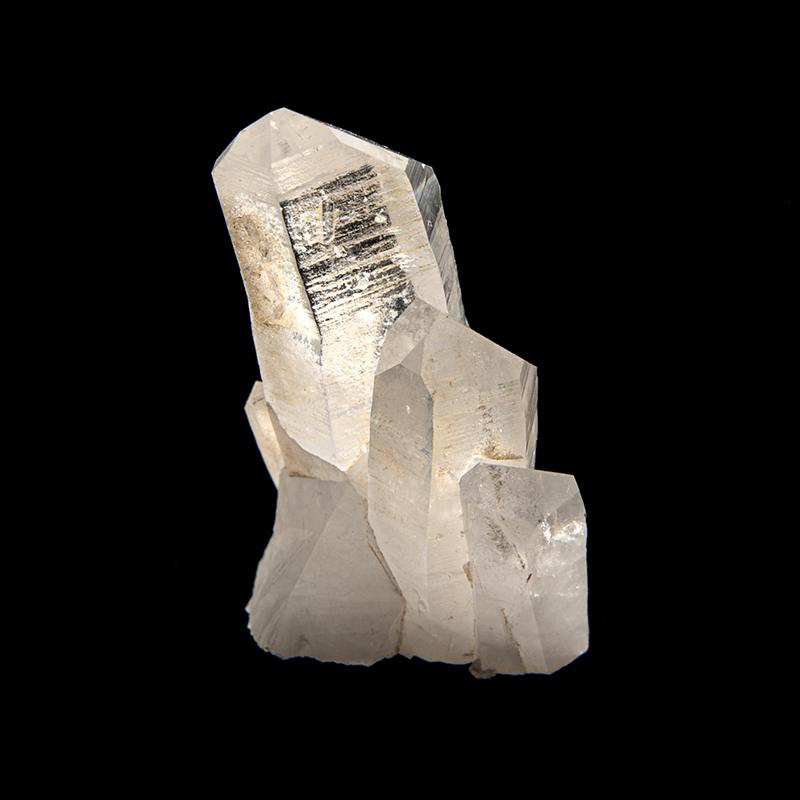 【カンチェンジュンガヒマラヤ産】水晶クラスター【KCJ0069】