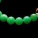 【小池浩セレクト】クリソプレーズ・ブレスレット・サイズ約17cm【KHS0058】