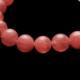 【小池浩セレクト】インカローズ・ブレスレット・サイズ約16cm【KHS0060】