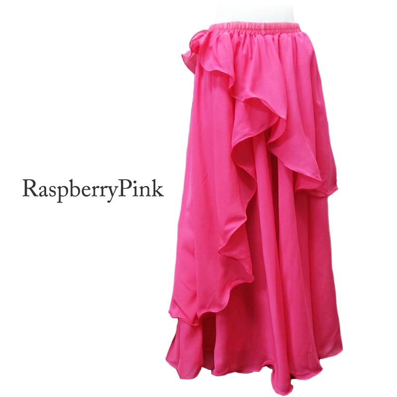 ブルーミングペタルスカート