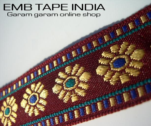 EMBテープインディア(50cm)
