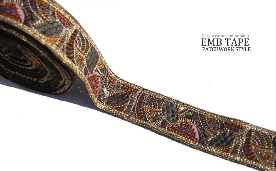 EMBテープパッチワークスタイル(10cm)