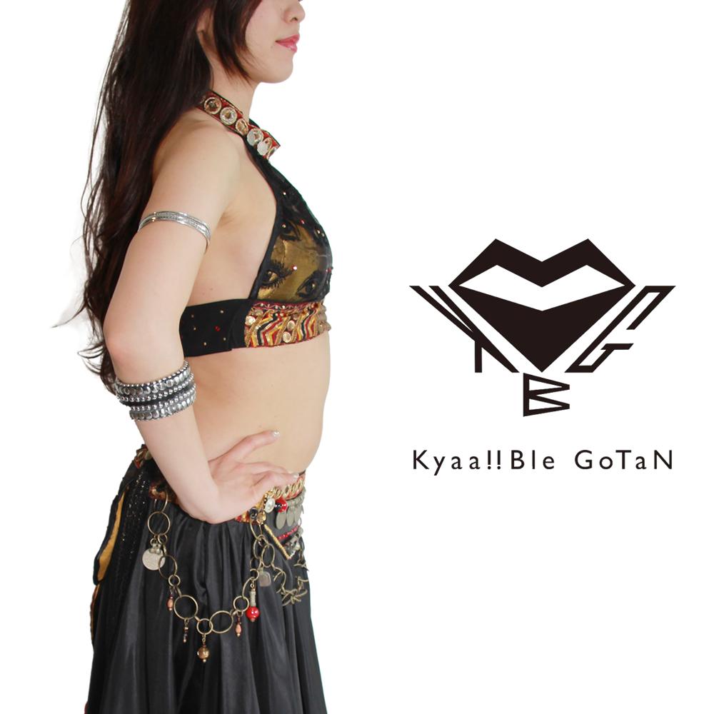 【Kyaa!!Ble GoTaN】コスチューム(ブラ+ベルト)