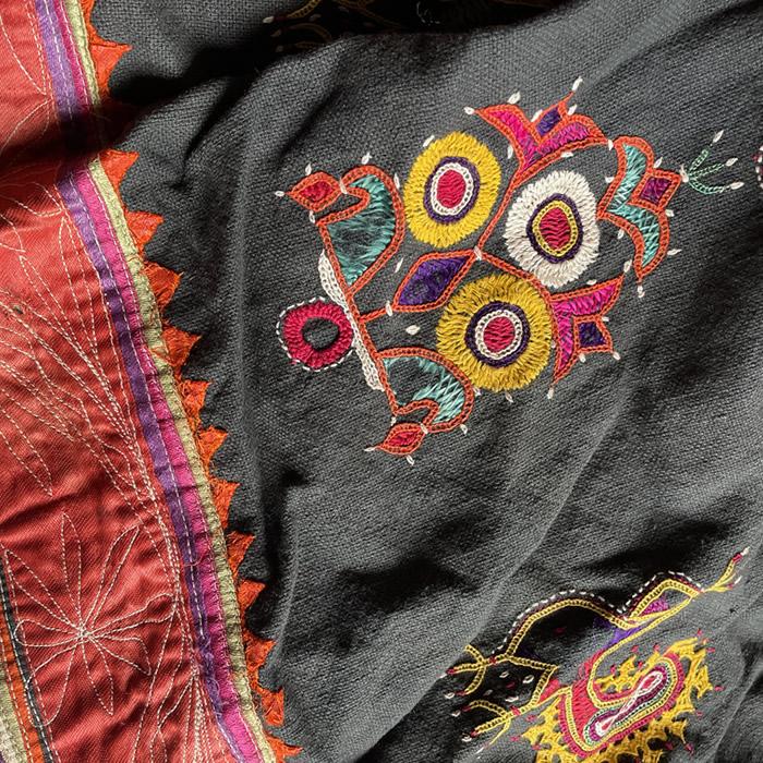 民族衣装ロングスカート24E