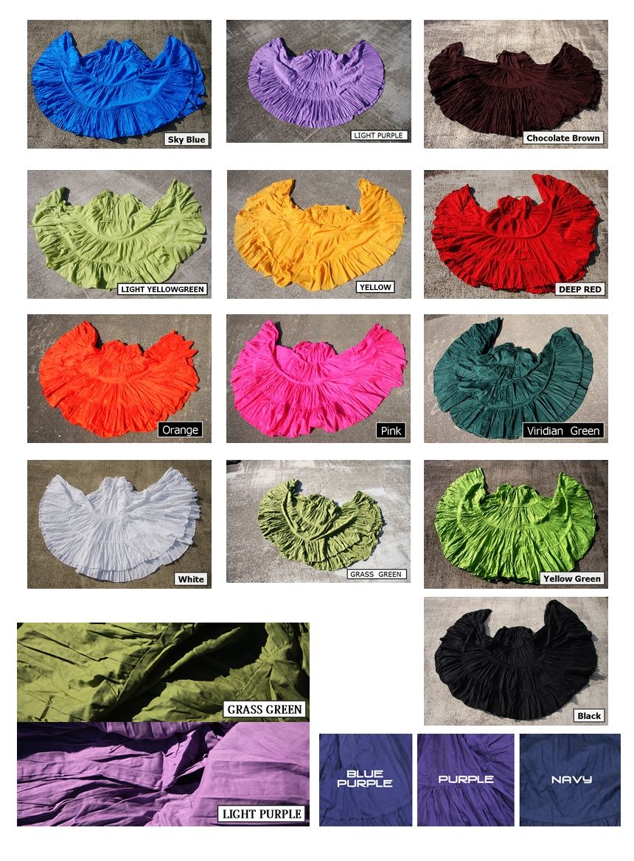 【95cm】10ヤードスカート
