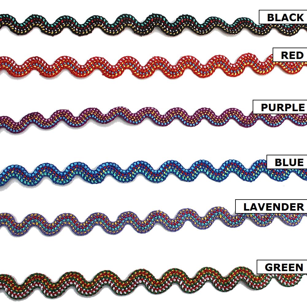 ウェーブカラーテープ(100cm)