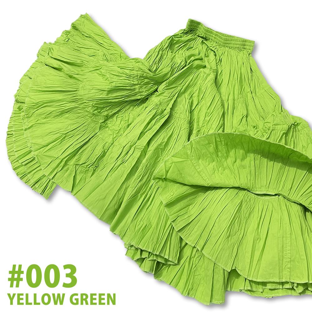 新色入荷!【90cm】25ヤードスカート