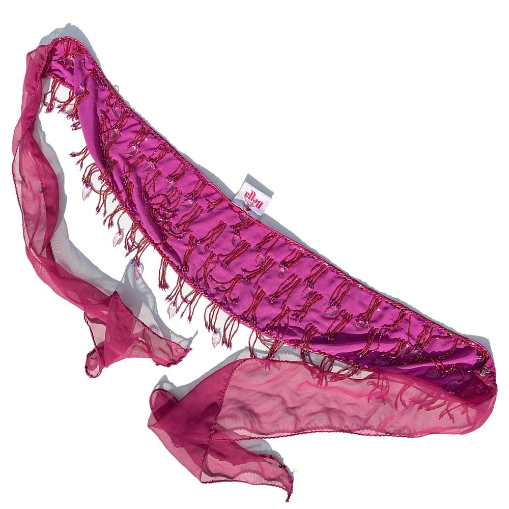 Bella製ヒップスカーフ(ピンク)