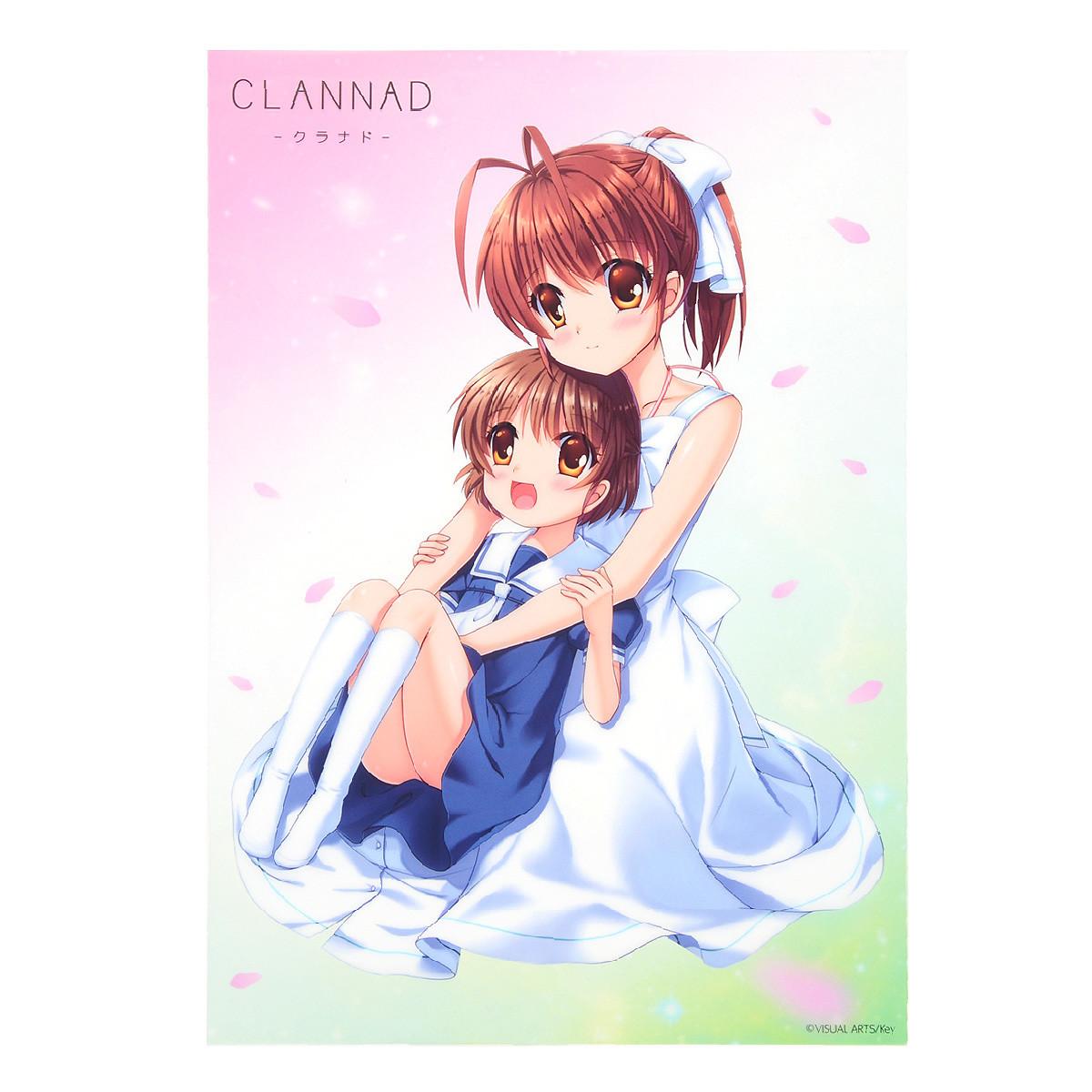 CLANNAD クリアポスター付き婚姻届