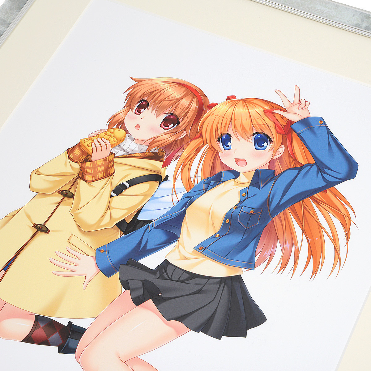 Key 20th Anniversary 描き下ろしイラスト複製原画 Kanon