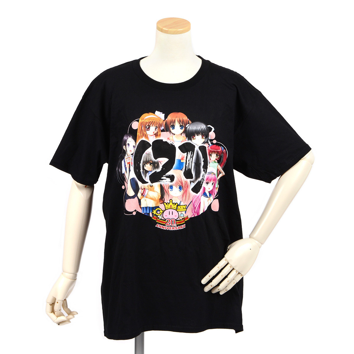 Key 20th Anniversary(21)Tシャツ