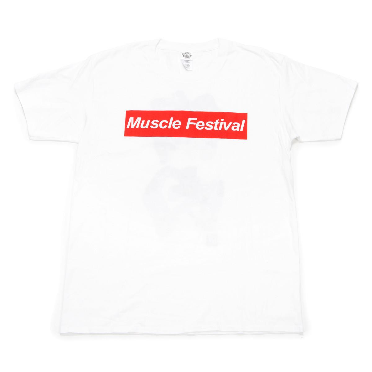 Key 20th Anniversary 筋肉コラボレーションTシャツ