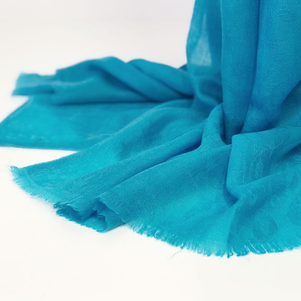 ストール パシュミナ 手織り マフラー ペイズリー柄織模様 カシミヤ100% 秋冬 誕生日 プレゼント