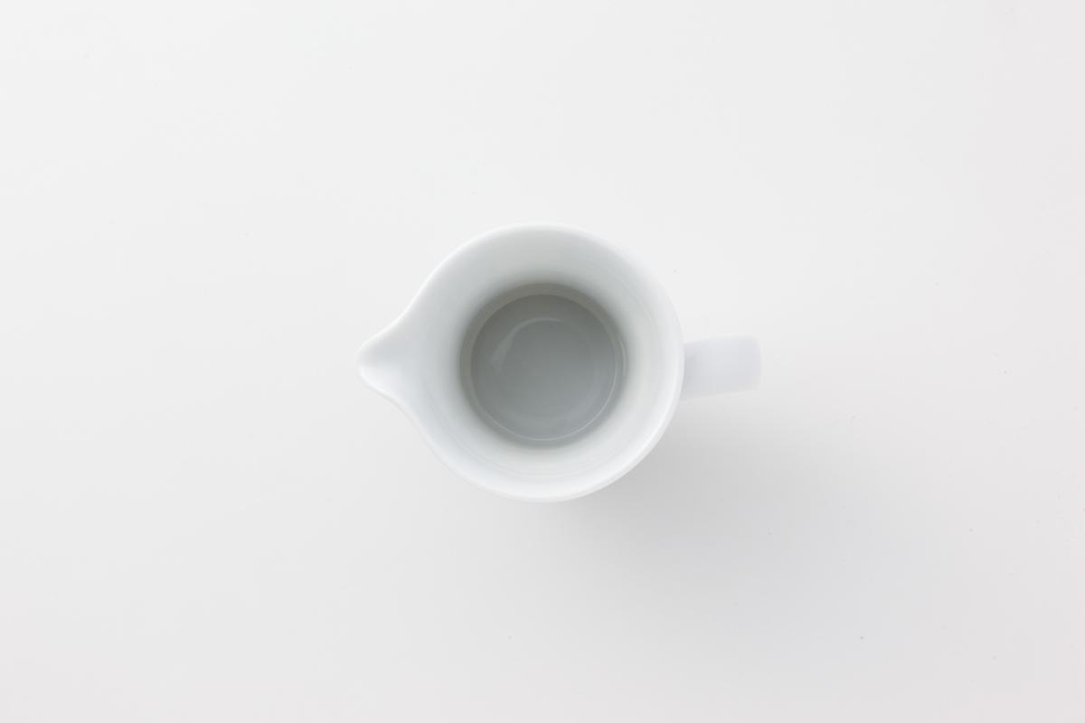 Koeniglich Tettau(Jade swing blau)ミルクピッチャー