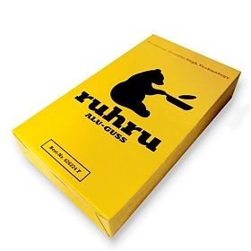 【28cm浅型 IH】 ruhru(ルール)健康フライパン 28cm x 5.3cm IH&直火用