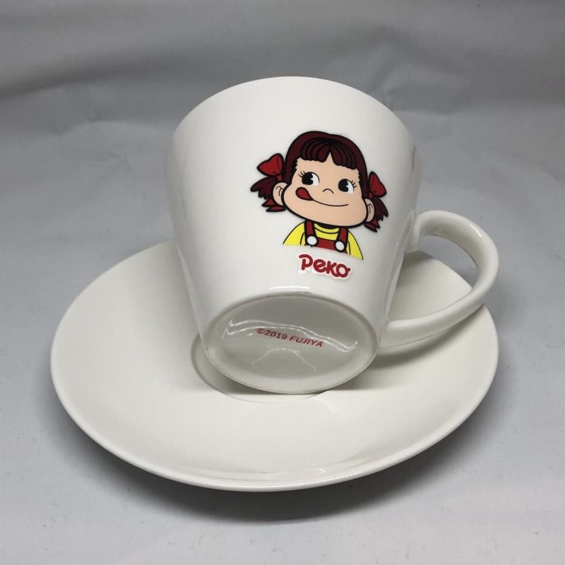 ペコ カップ&ソーサー