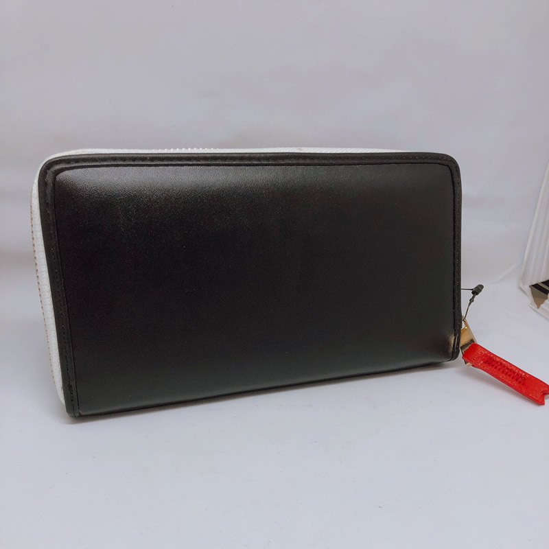 ペコちゃん長財布(黒)