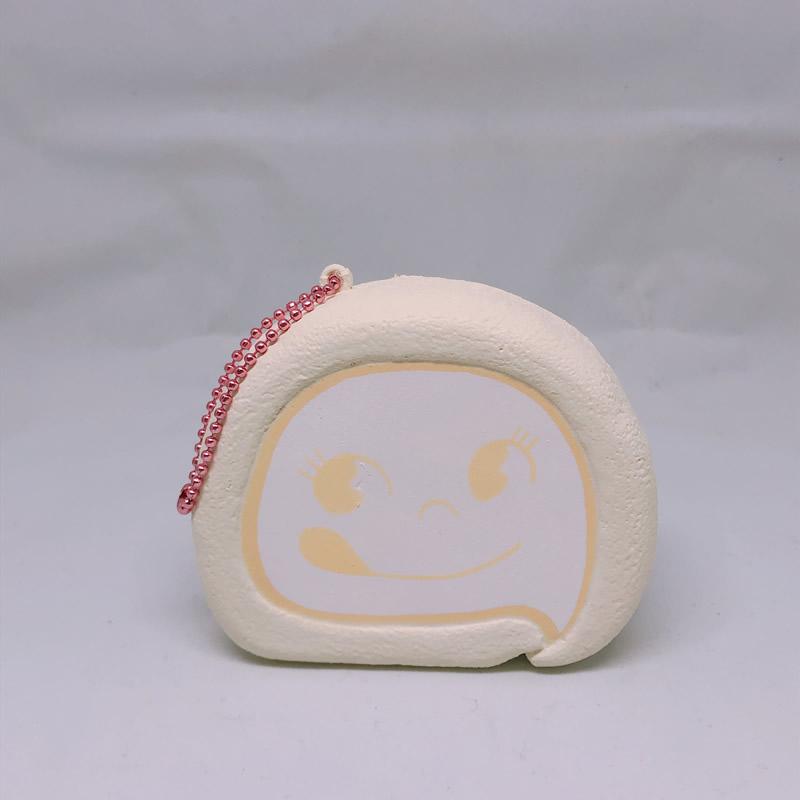 ぺこちゃんロールケーキ ぷにぷにマスコット